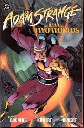 Picture of Adam Strange Man of Two Worlds TP