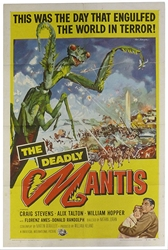 Picture of Mantis Framed Original 1-Sheet