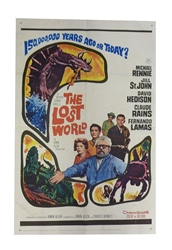 Picture of Lost World Original 1-Sheet