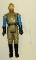 Picture of Star Wars Vintage General Madine Loose Action Figure
