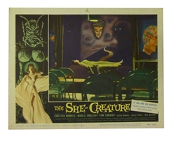 Picture of She-Creature Lobby Card