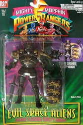 Picture of Mighty Morphin Power Rangers Evil Space Alien Sword Slashing Knasty Knight Action Figure