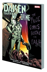 Picture of Daken Dark Wolverine TP Pride Comes Before Fall