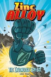 Picture of Zinc Alloy Vol 01 SC Incredible Boy Bot