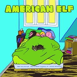 Picture of American Elf TP VOL 04 Sketchbook Diaries Kochalka