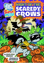 Picture of DC Super Pets SC Night of Scaredy Crows