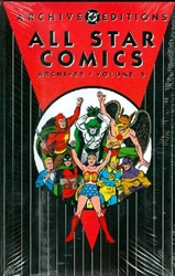 Picture of All-Star Comics Archives Vol 08 HC