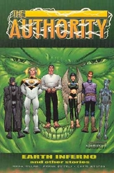 Picture of Authority TP VOL 03 Earth Inferno and Other Stories