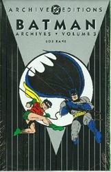 Picture of Batman Archives Vol 03 HC
