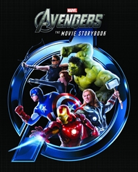 Picture of Avengers Movie Storybook SC