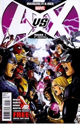 Picture of Avengers vs X-Men #1 5th Print