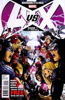 avengersvsxmen15thprint