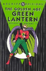 Picture of Golden Age Green Lantern Archives Vol 02 HC