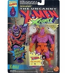Picture of X-Force Krule Toy Biz Action Figure