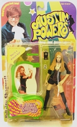 Picture of Austin Powers Felicity Shagwell Action Figure