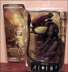 Picture of Alien Dog Alien Action Figure