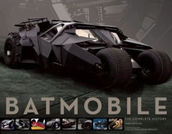 Picture of Batmobile Complete History HC