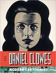 Picture of Art of Daniel Clowes HC Modern Cartoonist