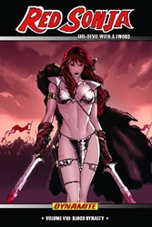 Picture of Red Sonja (2005) Vol 08 HC Blood Dynasty