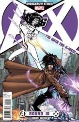 Picture of Avengers vs X-Men #10 Team X-Men Cover