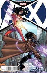 Picture of Avengers vs X-Men #10 Team Cover
