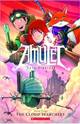 Picture of Amulet GN VOL 03 Cloud Searchers