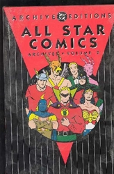 Picture of All-Star Comics Archives Vol 07 HC