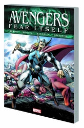 Picture of Avengers (2010) TP Fear Itself
