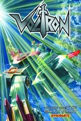 Picture of Voltron TP VOL 01 Sixth Pilot
