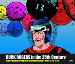 Picture of Buck Rogers In 25th Century Dailies HC VOL 07