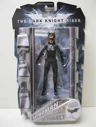 Picture of Catwoman Dark Knight Rises Movie Masters Action Figure