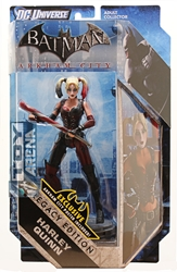 Picture of Batman Arkham City Legacy Edition Harley Quinn Action Figure