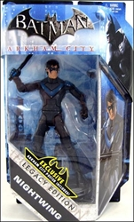 Picture of Batman Arkham City Legacy Edition Nightwing Action Figure