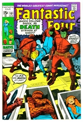 Picture of Fantastic Four #101