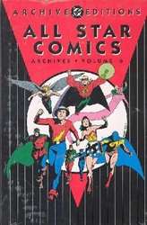 Picture of All-Star Comics Archives Vol 06 HC