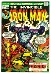 Picture of Iron Man #56
