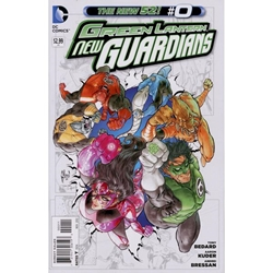 Picture of Green Lantern New Guardians #0