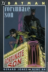 Picture of Batman Fortunate Son SC