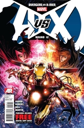Picture of Avengers vs X-Men #12