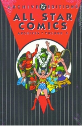 Picture of All-Star Comics Archives Vol 05 HC