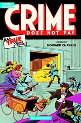 Picture of Crime Does Not Pay Archives Vol 03 HC