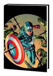 Picture of Captain America by Ed Brubaker Vol 03 HC