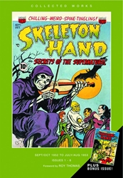 Picture of ACG Collected Works Skeleton Hand Vol 01 HC