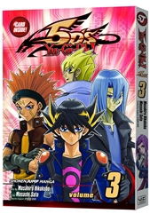 Picture of Yu-Gi-Oh! 5Ds Vol 03 SC