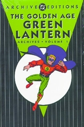 Picture of Golden Age Green Lantern Archives Vol 01 HC