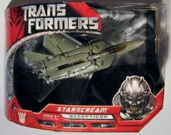 Picture of Transformers Starscream Automorph Technology Voyager Class