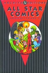 Picture of All-Star Comics Archives Vol 04 HC