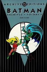 Picture of Batman Archives Vol 04 HC