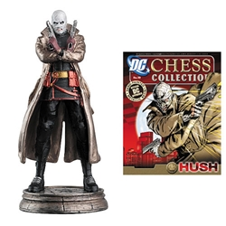 Picture of DC Chess Collection #19 Hush (Black Pawn)