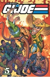 Picture of Classic Gi Joe Vol 05 SC